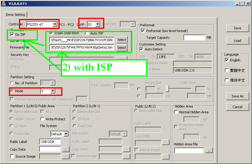 Como reparar una memoria USB a nivel Firmware (AYUDA) FULL
