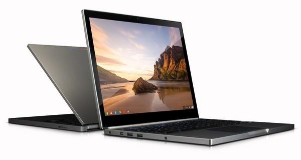 Google Chromebook Pixel - wy�wietlacz dotykowy 2560�1700, Core i5 i ��czno�� LTE