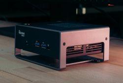 UDOO BOLT GEAR - mini komputer z Ryzen V1605B i podsystemem Arduino