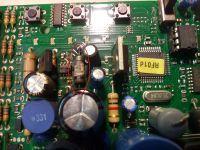 Sterownik bramy przesuwnej NICE RBA3/A co to za rezystor