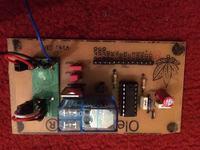 Wzmacniacz domowej roboty z wmontowanym modulem Bluetooth - zakłócenia