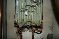 Ciekn�cy podgrzewacz Siemens DHT18R - co dalej ?