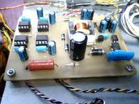Рис. 5. Схема электрическая принципиальная блока питания.