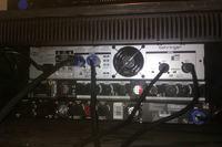 Porównanie końcówek mocy Ampire D2500 & D4-500 & iNUKE 3000