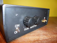 Wzmacniacz TDA1554Q 2x11W + 22W