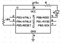 Attiny 13 USBasp C AVRstudio - programuje się, nie startuje.