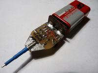 Mały generator częstotliwości wzorcowych.