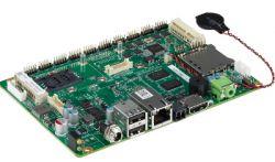 EBC3A1-1G Y0 - jednopłytkowy komputer z i.MX6, CAN i mini-PCIe