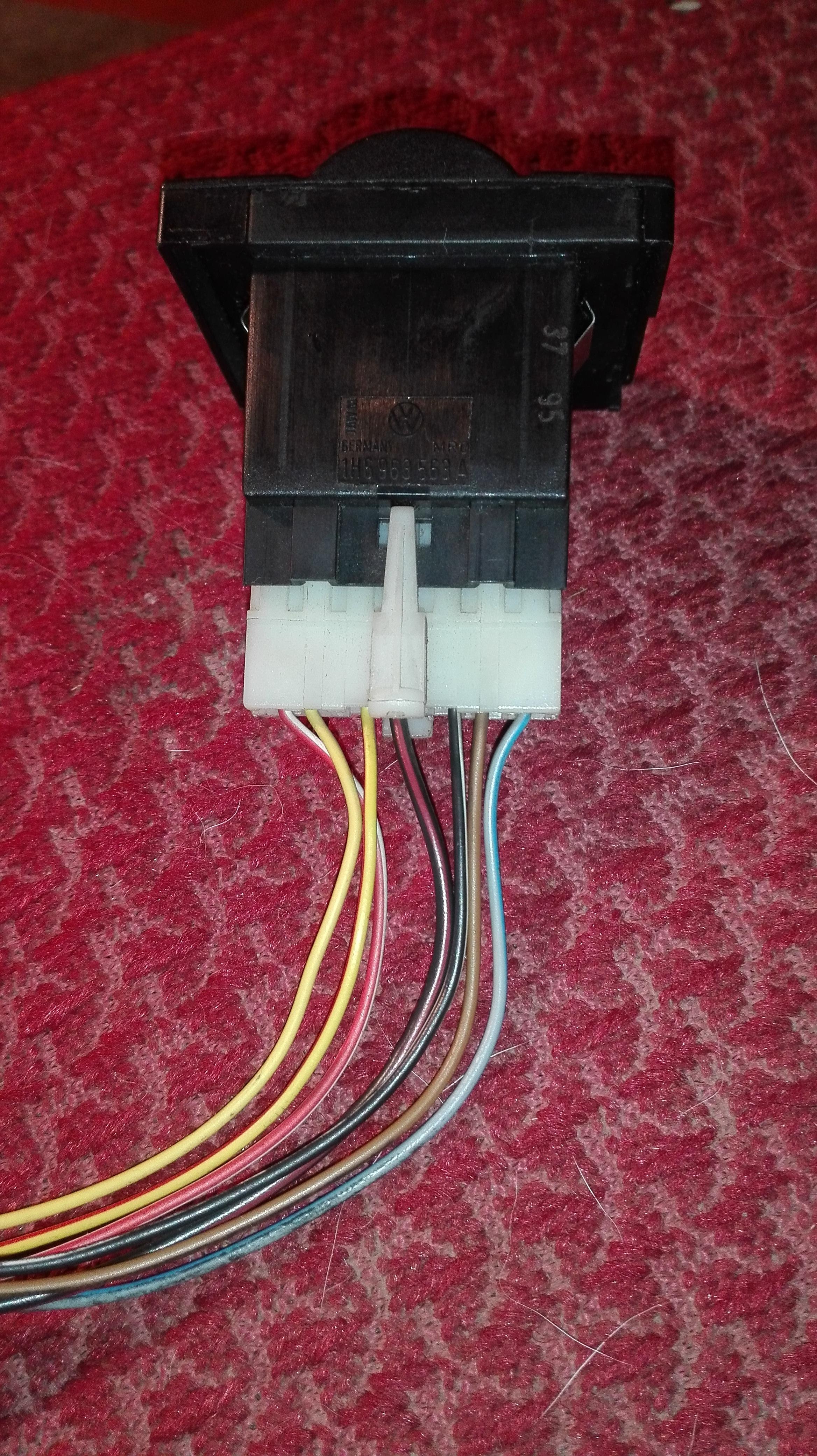 Podgrzewane Fotele Golf Iii Pomoc W Instalacji Elektrodapl