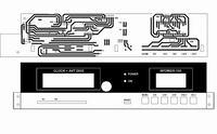 Tuner DVB-T do wieży MIDI Diora
