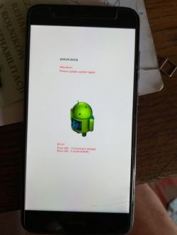 Huawei p 10 po aktualizacji androida