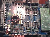 TOXIC TX-1000 - Czerwona Dioda PROTECT