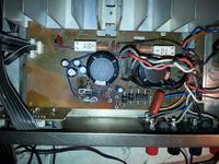Harman Kardon PM-645 nie gra-brak napięcia na wyjściu, tranzystory sterujące.