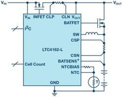 Uniwersalny kontroler ładowarki akumulatorów