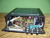 Solarny wzmacniacz audio - Projekt 2000
