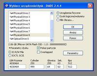 PenDrive Silicon Power 64GB - Uszkodzony 64GB widziane jako 2GB