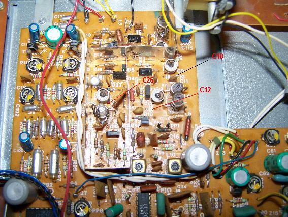 tuner unitra eltra t 8010-jak przestroic