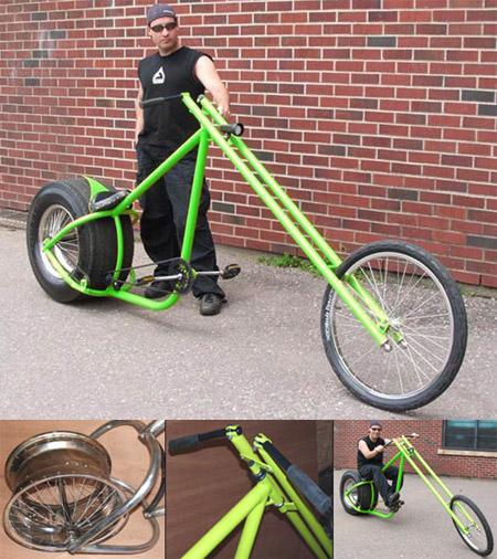 Rower rowery pomysły konstrukcje