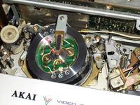 Kompleksowy remont zabytkowego magnetowidu AKAI VS-2EG