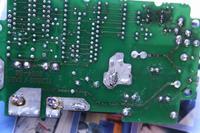 Stroboskop 2500W identyfikacja układu scalonego.