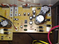 Genius SW-HF5.1 5005 - przepala bezpiecznik.