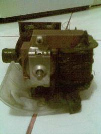 Pralka Polar PDG 585 Gracja. Nie wypompowuje wody.