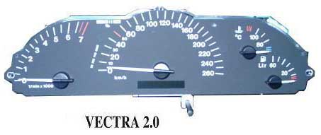 Licznik Vectra C jak podłączyć na stole?