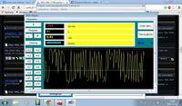 Vw Golf mk4 99 r 1.4 AKQ - Wskazania Sondy Lambda wykresy ocena działania