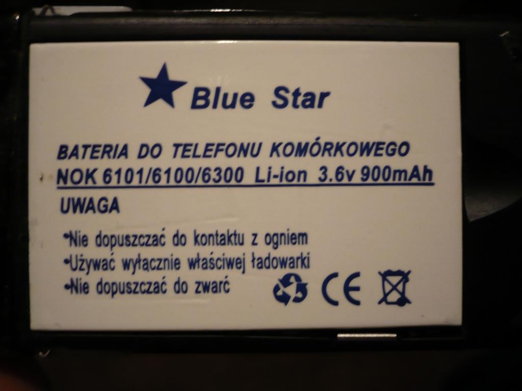 Nokia 6300 nie uruchamia si�,migaja lub pal� si� boczne diody podczas �adowania