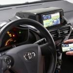 Touch Life - system synchronizuj�cy iPhone'a/Noki� z samochodami Toyoty