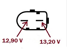 audi a3 8l - Zmiana alternatora na wi�kszy - brak sygna�u DF