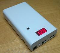 Powerbank 8000mAh (4000mAh) z przetwornicą STEP-UP