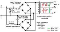 Modernizacja spawarki transformatorowej