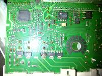 Amica, PA5080A422 - nie włączają sie diody, nie pierze, ale wyciąga wodę