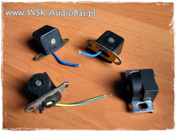 WSK 175 - Czym zast�pi� impulsator?? Jaki hall?