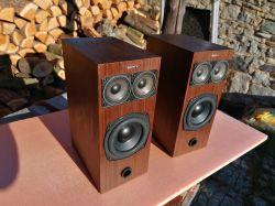 Recycling starych głośników z Amatora Stereo