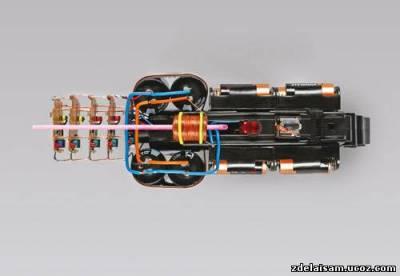 Coilgun, czyli działko magnetyczne domowej roboty
