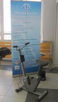 amerykanka do roweru treningowego