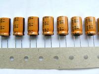 [Sprzedam] Kondensatory Nippon Chemicon GXE 220uF 35V 125*C