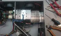 Zasilacz regulowany - problem z pomiarem prądu