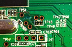 Archer D7 - Problem z UART - Brak reakcji na Rx w RS232-TTL