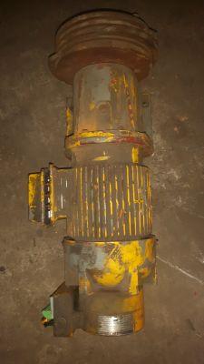 Jak podłączyć hamulec w silniku EBERHARD BAUER D-7300 Esslingen