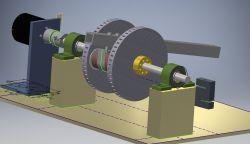 Tworzenie elektromagnesu do hamowni