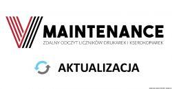 v-Maintenance - Zdalny odczyt liczników drukarek i kserokopiarek