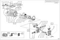 Lavor 160 superwash - p�kni�te spr�ynki w pompie