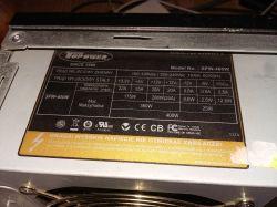 Geforce 9600 Gt lub GTX260 - Czy 400 W zasilacz wystarczy do tej karty?