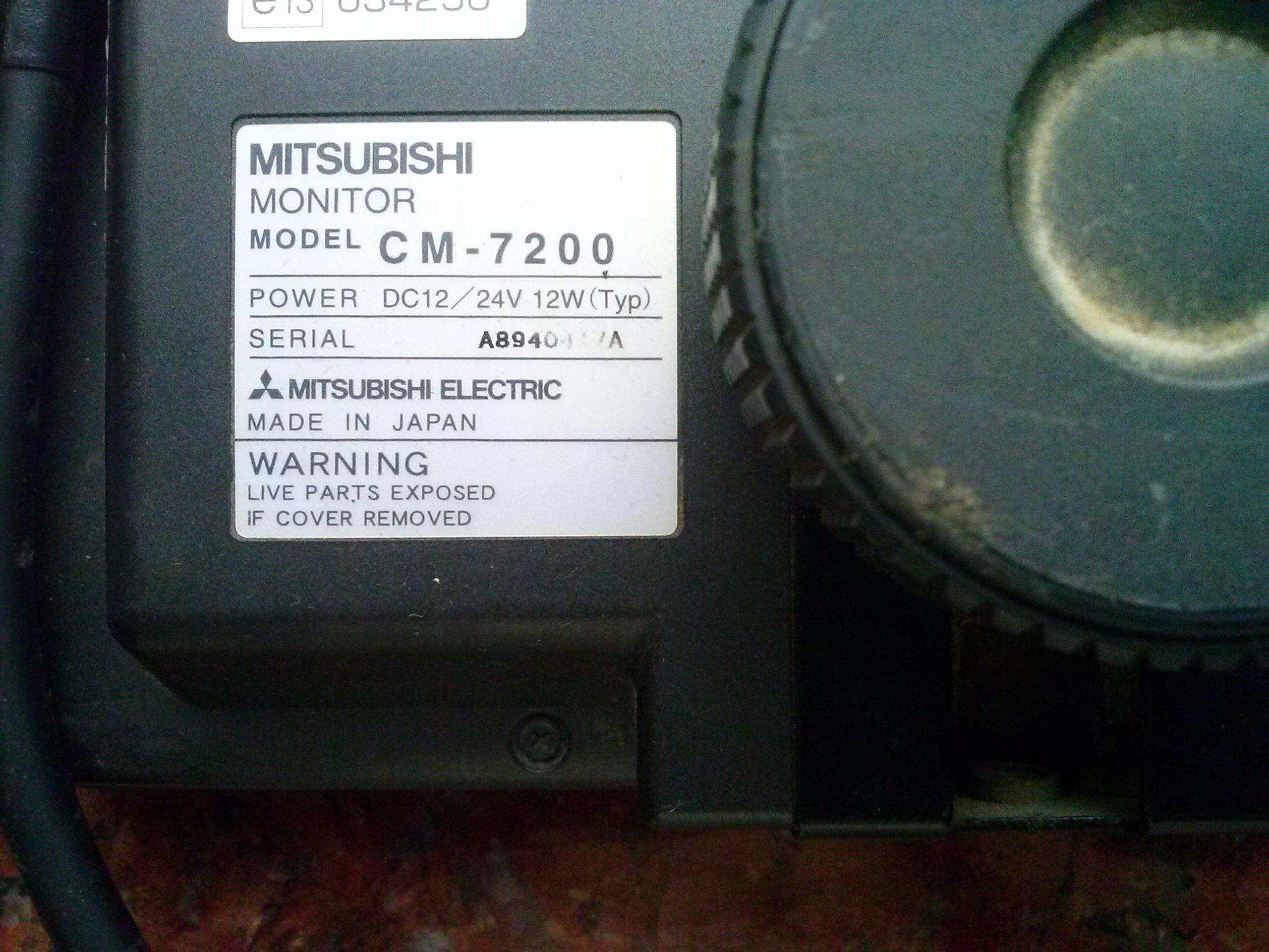 Kamera Cofania Mitsubishi - prosz� o wskaz�wki jak po��czy� kamer� cofania.