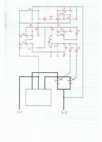 Ładowarka akumulatorów samochodowych - Gdzie błąd ?