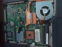 Fujitsu Siemens AMILO L7320 - Wymiana RAM i podzespołów