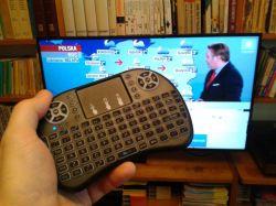 Jaką klawiaturę kupić do TV Samsung UE43NU7092